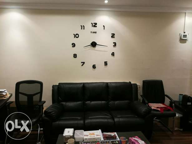 Frameless Wallclocks 15