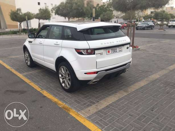 for sale evoque 2013