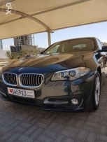 5 series,520i ,2.0 Liters, Sophisto Grey Clour