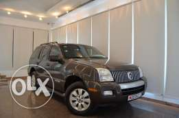 Mercury Mountaineer 2008 Model