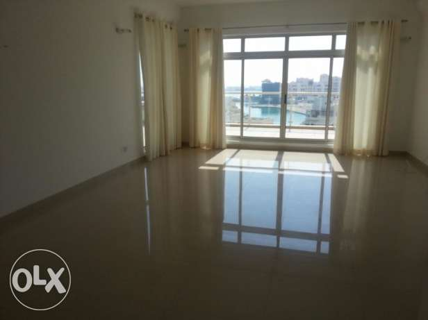 Fabulous 3 Bedrooms penthouse fully furnished all around huge balcony