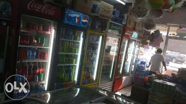 Cold store with sweet water for sale
