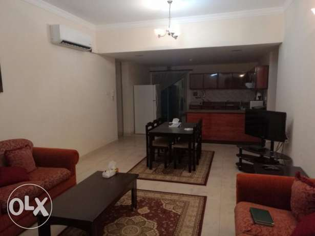 Beautiful Fully Furnished 3 Bedroom apartment for rent at Busaiteen