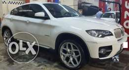 BMW X6 X-Drive 3.0 Twin Turbo engine 305HP