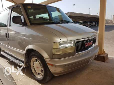GMC Safari 2005