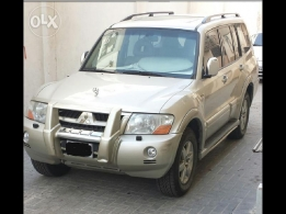 Pajero 3.8 v6 gold edition 2006 for sale