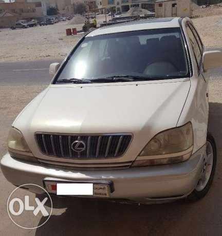 Urgent Sale, SUV Lexus RX 300, year:2002, automatic Full option