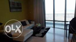 Sea view 1 BHK in Seef, Balcony