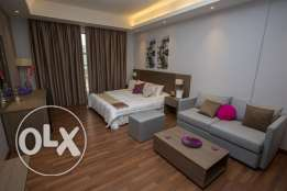Studio flat for sale in Juffair.