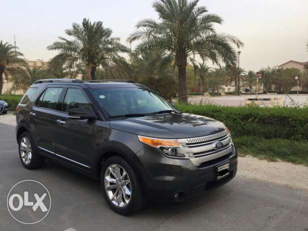 Ford explorer Full Option 2015 For Sale with loan installments availab