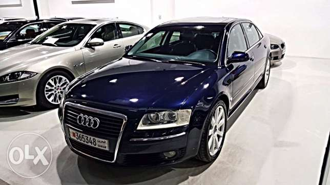 Audi A8 2008 only 65000 km Reduced price