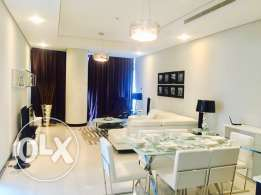Brand new Three bedrooms apartment for rent in Seef-Area.