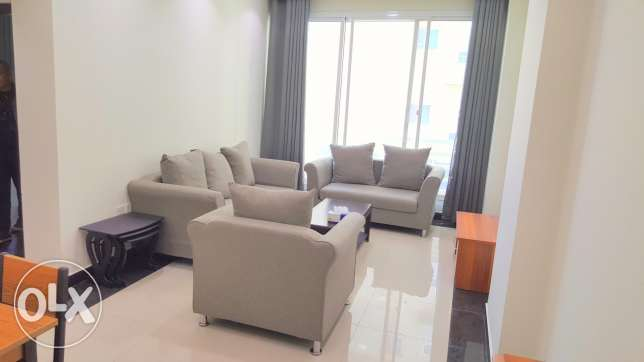 1 Broom flat in busayteen near to king hamad hospital