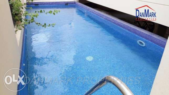 2 Bedroom FULLY Luxury 2 Storey Apartment for rent SAAR.near St.Christ