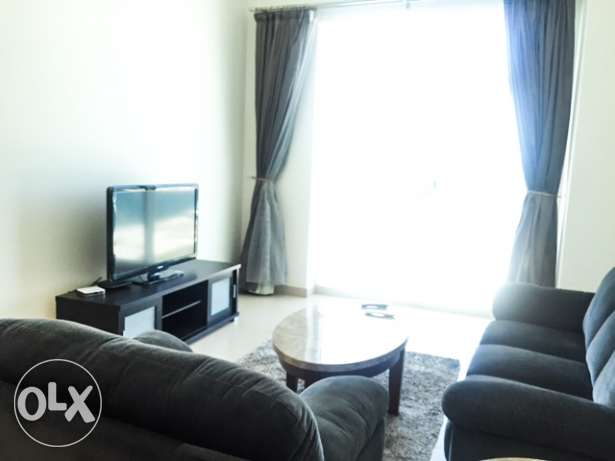 Beautiful Fully Furnished 1 BR Apartment in Reef Island