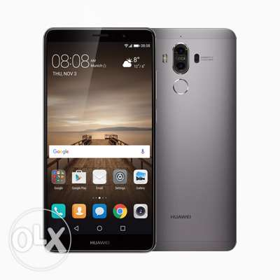 Huawei mate 9 space gray color