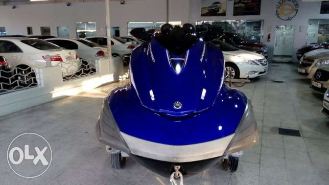 For Sale 2009 Yamaha FZR Jet Ski Bahrain Agency