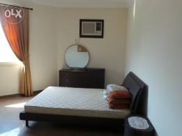 Fully Furnished apartment (flats) is located in the quiet Hajiyat