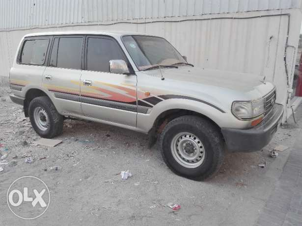 LAND CRUISER 1997 Only 1997 Special Ramadan Offer Started