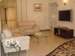 JUFFAIR- FURNISHED-2bhk-CENT AC-POOL,GYM,Jacuzzi,Squash,Tennis court