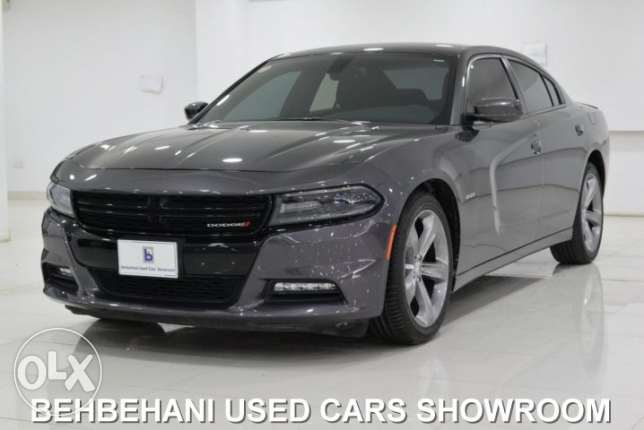 For sale in Bahrain DODGE CHARGER R/T HEMi 2015