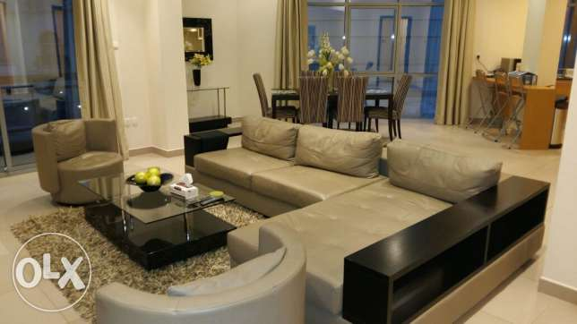Fabulous flat 2 Bdrooom flat in Seef area with fantastic amenities