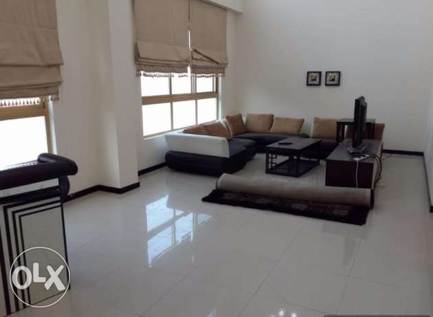 Specious modern 4+1 fully furnished duplex penthouse - incusive