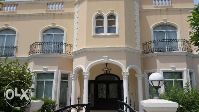 Beautiful spacious two storey five bedroom villa available