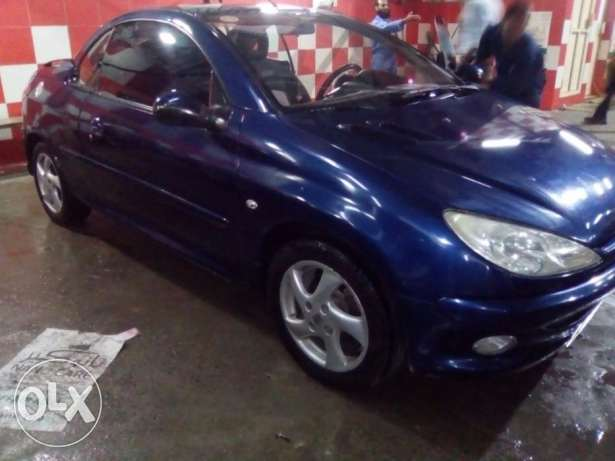 peugeot 206 modal 2006 {price 800 negotiable}