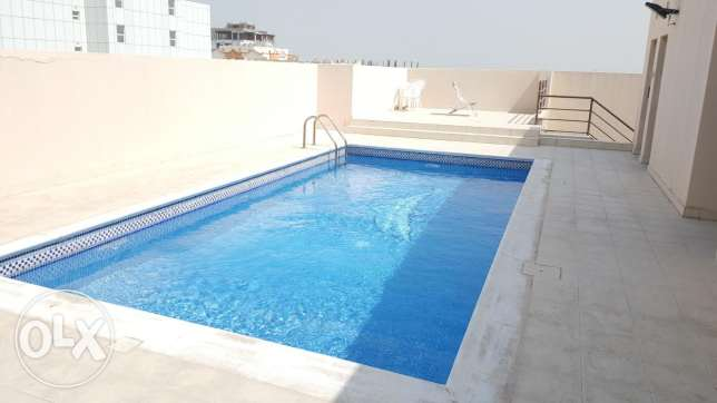 New hidd/ lovely 2 BedRoom with sea view balcony