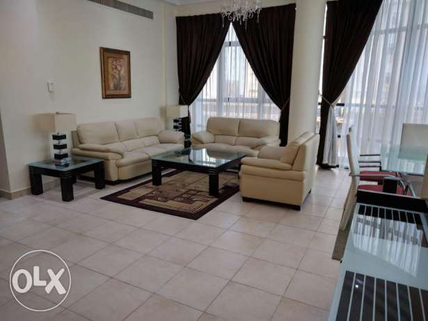 Modern 3 Bedroom Apartment with all facilities in Juffair