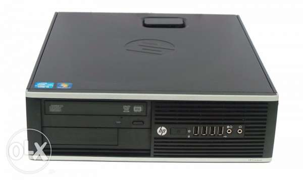 HP ELITE 8200 CPU-Core i3-4 GB Ram-500 GB Hdd