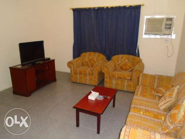 2 Bedr fully furnished Apartment in Mahooz