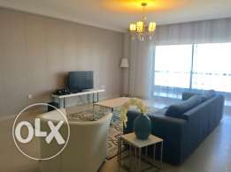 One bedroom Luxury apartment for sale in Amwaj-Island.