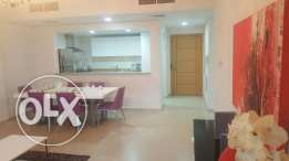 2br flat for sale in amwaj island lagoon view.