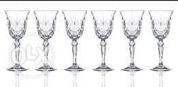 RCR crystal glasses