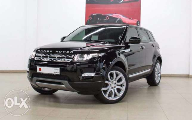 2014 Range Rover Evoque, Fulll option with Warranty,