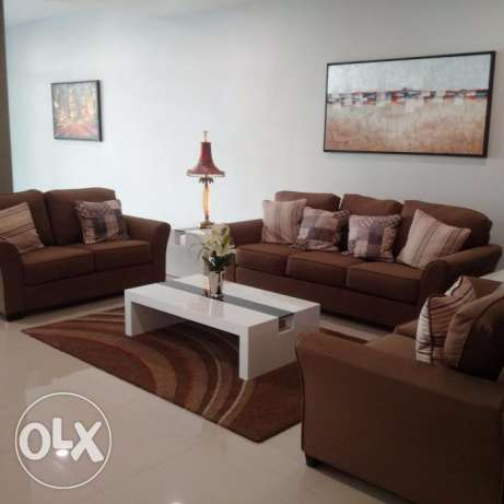 Brand new 2 bedrooms flat for sale at Juffair - With furniture.