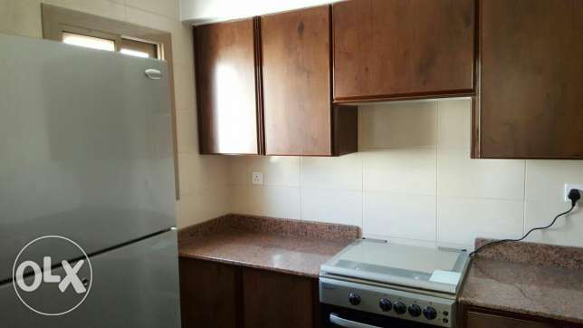New hidd, two BR semi furnished apartment/ split Ac & kitchen applianc