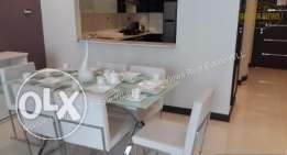 Modern luxury 3 Bedroom fully furnished flat for rent in Seef inclusiv