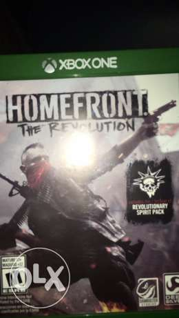 For sale home front xbox one
