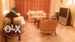 Fully Furnished Apartment For rent at Um al hassam(Ref No: 3UHZ)