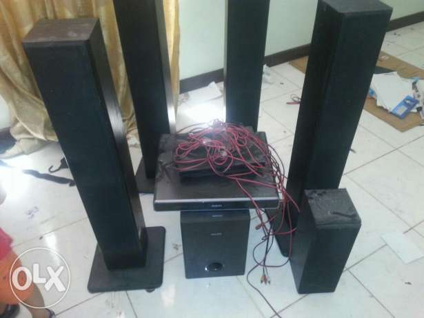 I want to sell ..home theater its good condition