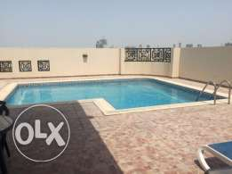 3 bedroom beautiful flat in Adliya/fully furnished with gym/pool