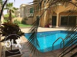 Villas for Rent modern smi furnished private villa with pool
