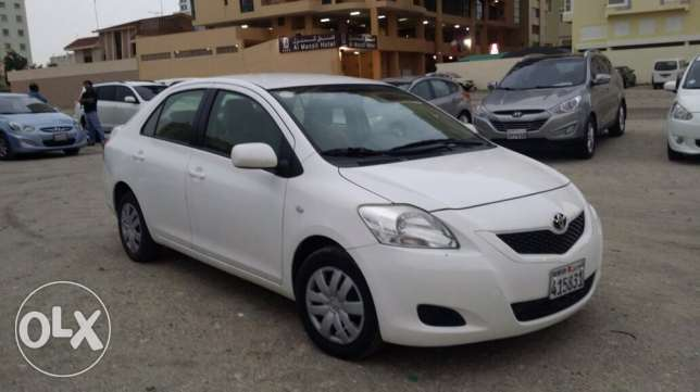Toyota Yaris model 2012 EN 1:3 المنامة -  3