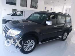 Mitsubishi Pajero Top of the Range