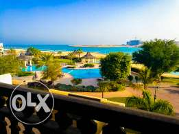 Beach access Furnished 1 Bedroom Apartment
