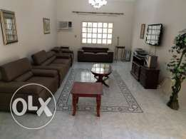 3 Bedroom fully furnished villa for rent - inclusive