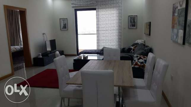 Brand new flat in Amwaj / Sea view